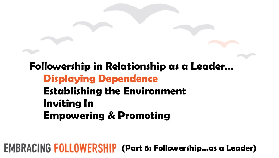 leader ship and followership What does the international centre for leadership and followership do what makes a leader and how is a leader defined by their followers and other external.