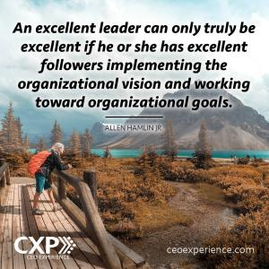 CXP SM - Followership Excellent Leadership